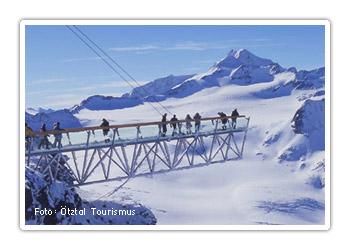 Ötztaler Gletscherstraße, Ötztaler Alpen, Tirol, Österreich