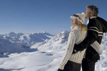 Romantikwochenende im Schnee