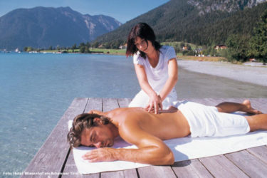 Wellnessurlaub am See