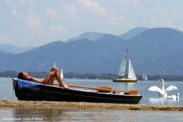 Wochenendreise-Ziele entspannt erreichen