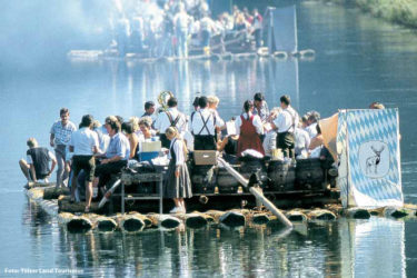 Tölzer Land Tradition - Isarflößer