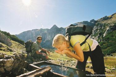 Sommerkurzreise in die Alpen