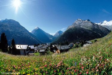 Sommerkurzreise in die Schweiz