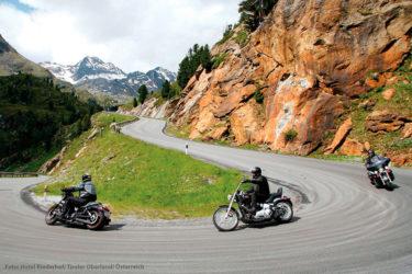 Kurzurlaub mit dem Motorrad