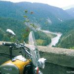 Alpiner Motorradspaß