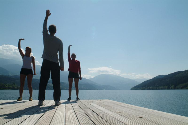 Entspannungsurlaub in Kärnten