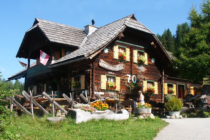 Ausflug zur Lammersdorfer Hütte