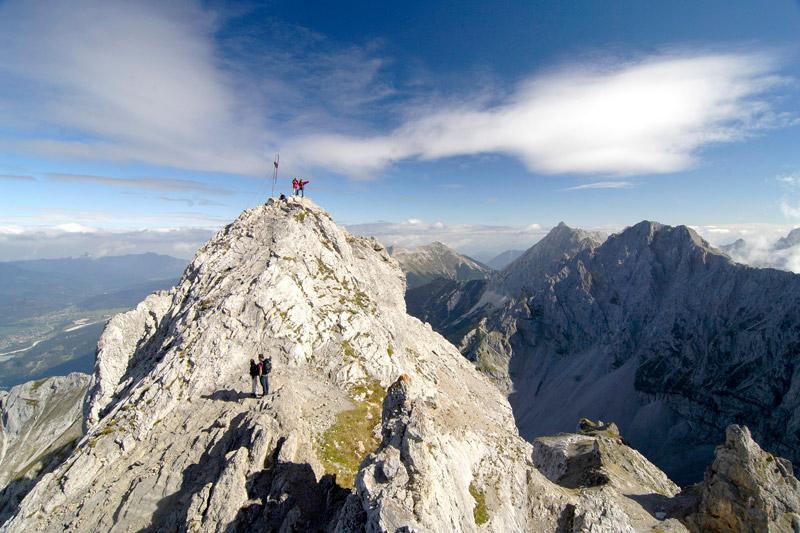 Pleisenspitze (2.569 m)