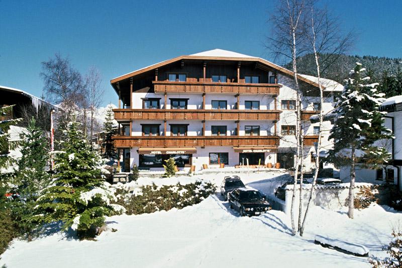 Winterurlaub im Appart- und Wellnesshotel Charlotte in Seefeld