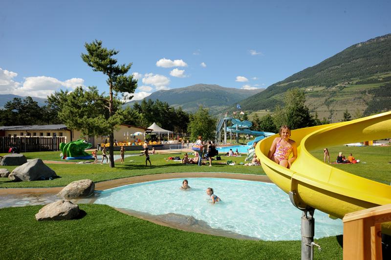 Freibad geöffnet von Anfang Juni bis ca. Ende August