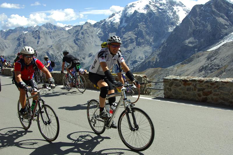Mountainbiken in der Ortlerregion