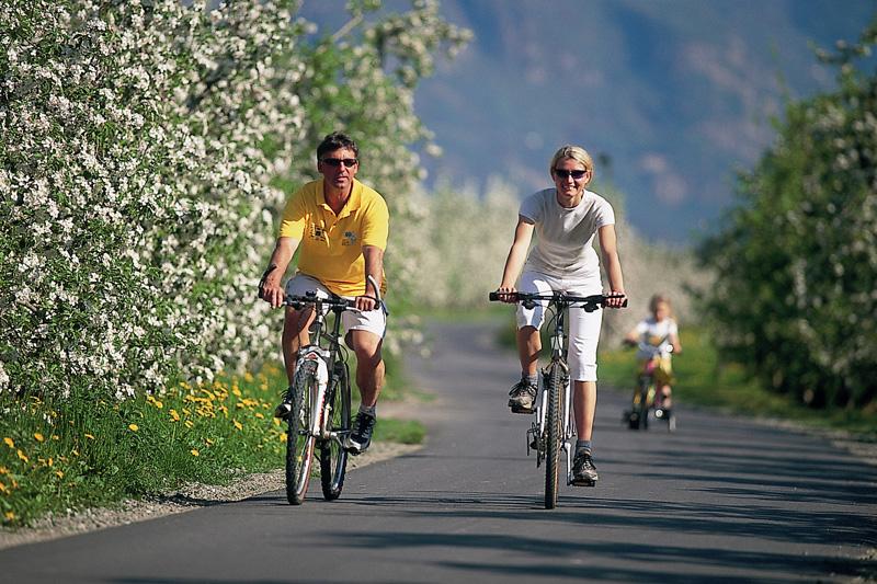 Radeln in Südtirol