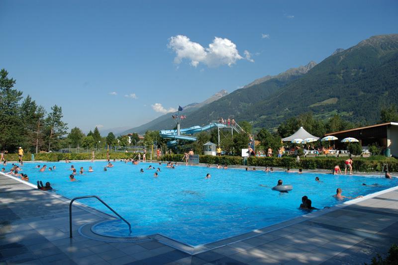 Camping kiefernhain urlaub in den alpen alpenjoy for Schwimmbad zum aufstellen