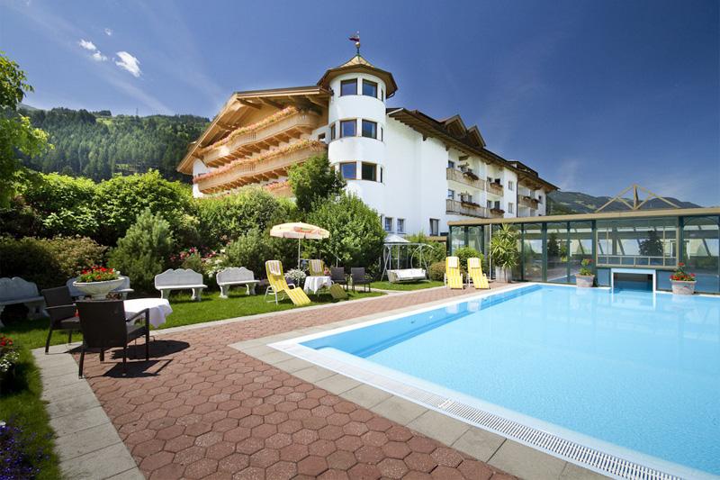 4-Sterne Gartenhotel Magdalena im Zillertal