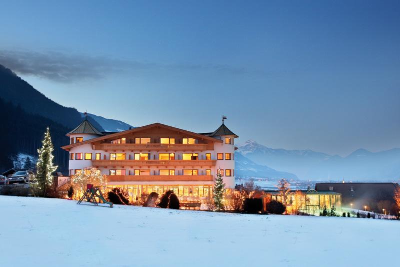 Winterurlaub im Gartenhotel Magdalena im Zillertal