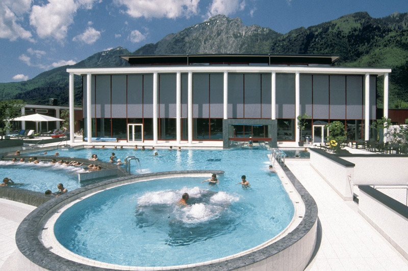 Rupertustherme in Bad Reichenhall
