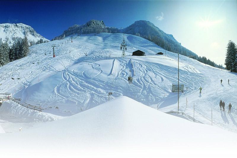 Skigebiet Jenner in Schönau