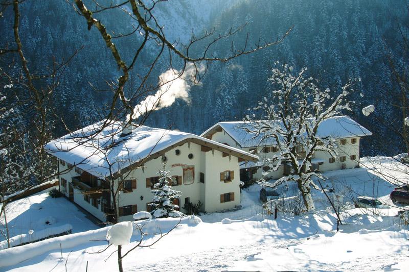 Winterurlaub im Landhotel Mauthäusl