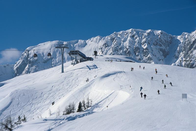 Skigebiet Nassfeld-Hermagor