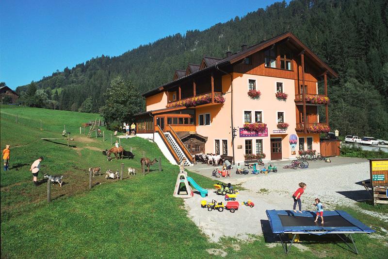 Sommerurlaub im Familienhotel Unterreith im Salzburger Land