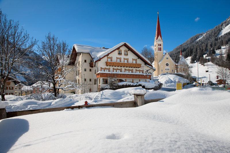 Winterurlaub im Gasthof Bären im Lechtal in Tirol