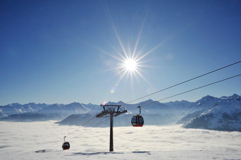 Bergbahnen Kitzbüheler Alpen