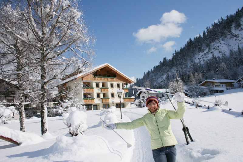 Winterurlaub im Vitalhotel Berghof in St. Johann/ Tirol