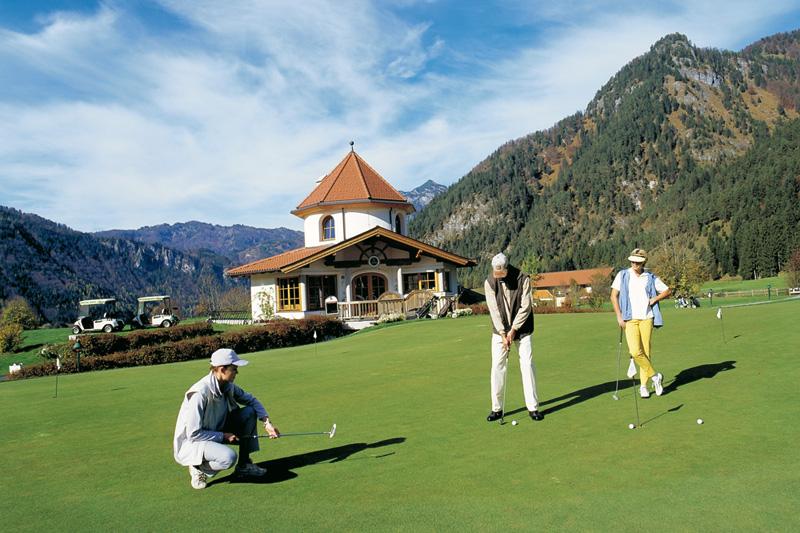 Golfplatz Erpfendorf