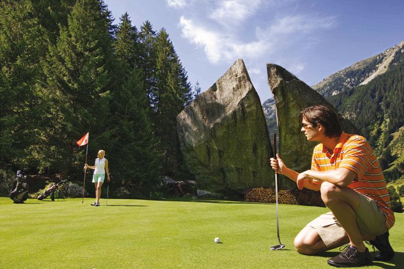 Golfurlaub im Montafon