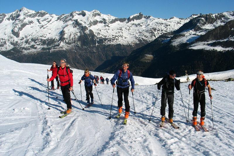 Skitouren im Eisacktal