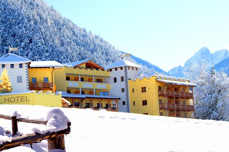 Winterurlaub im Vitalpina & Naturidyll Hotel Bergschlössl