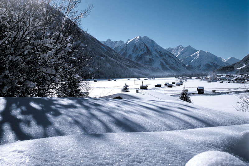 Die Elbigenalp im Lechtal - Tirol