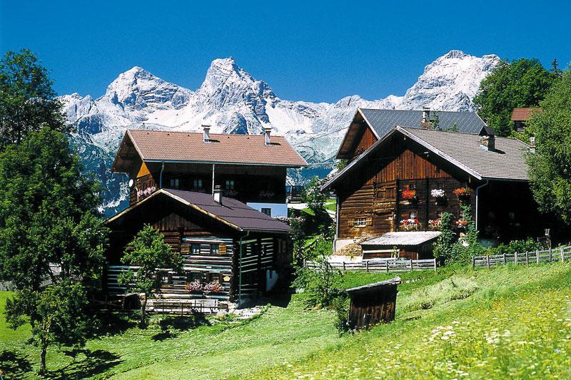 Hüttenwanderung im Lechtal
