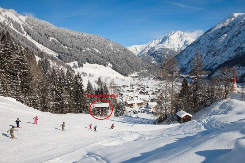 Skifahren und Rodeln bis vor die Haustür