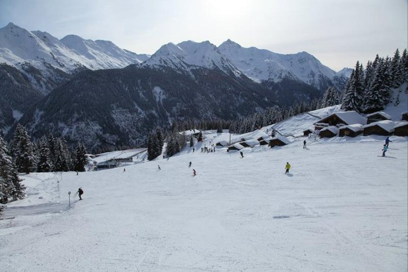 Skigebiet Kappl-Diaz in der Region Silvretta-Paznaun - Tirol