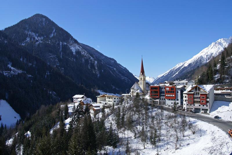 Winterurlaub in Kappl in der Region Silvretta-Paznaun in Tirol