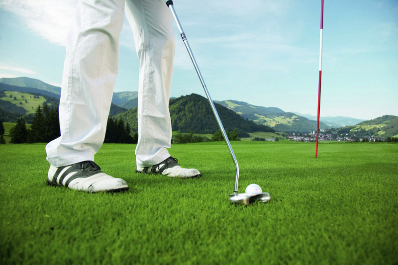 Golfurlaub Oberstaufen