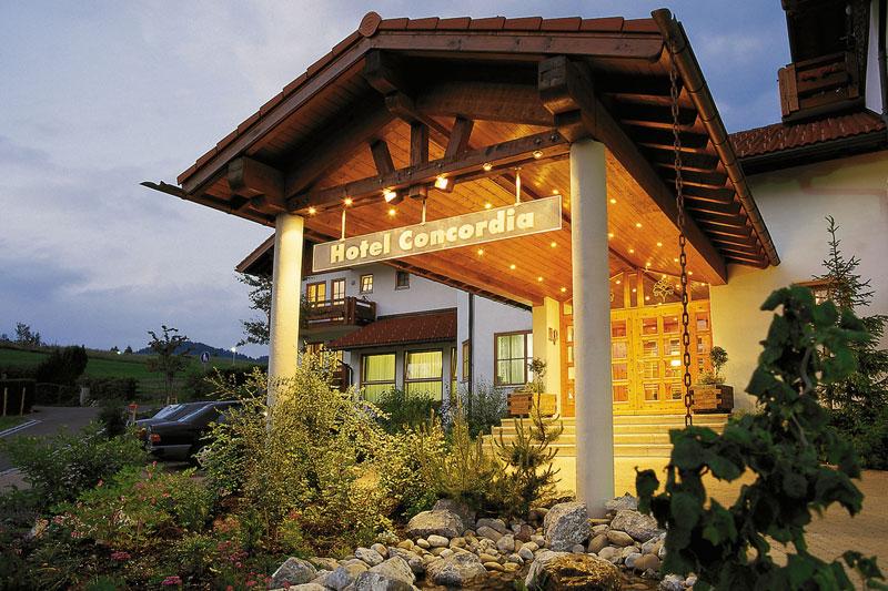 Concordia Wellnesshotel & SPA im Allgäu