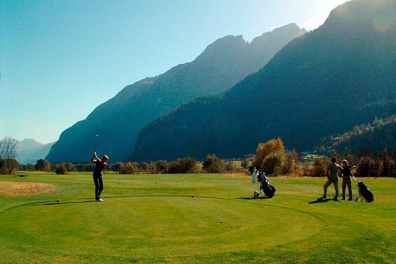 Golfplatz Lienz