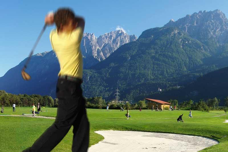 Golfurlaub in Osttirol