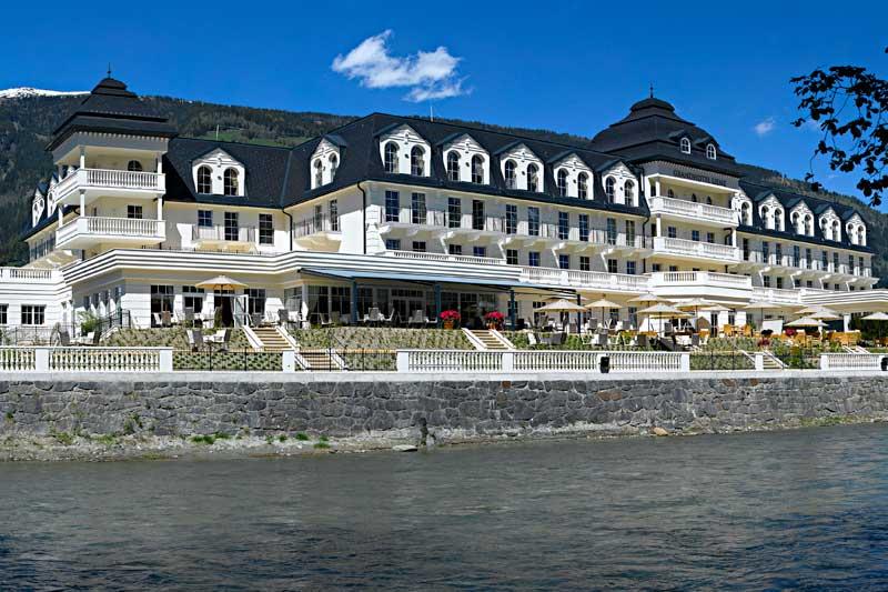 Sommerurlaub im Grandhotel Lienz