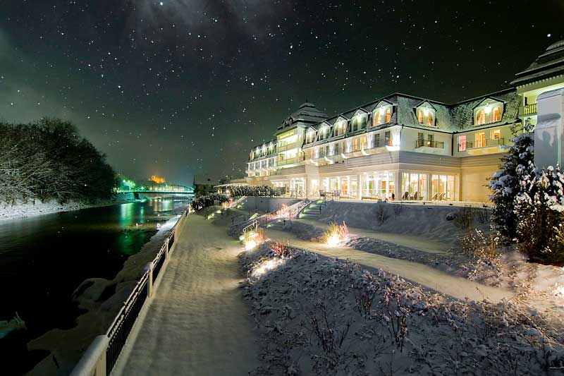 Winterurlaub im Grandhotel Lienz