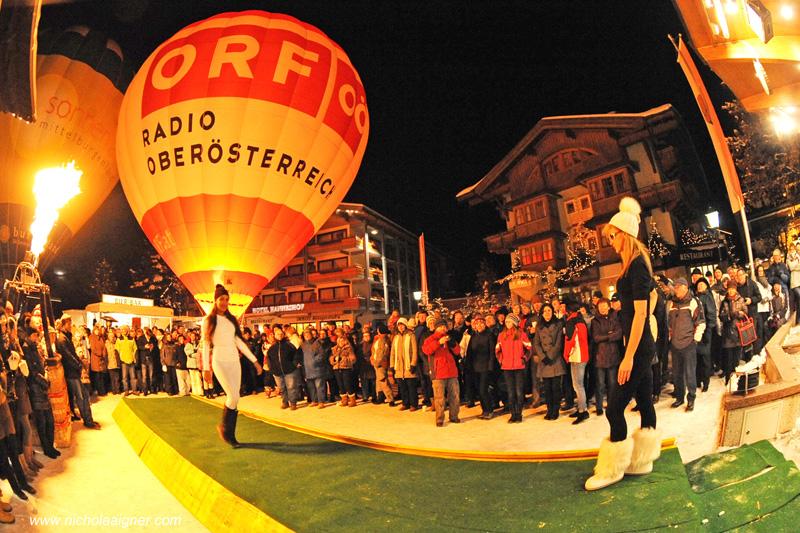 Ballonfest in Filzmoos