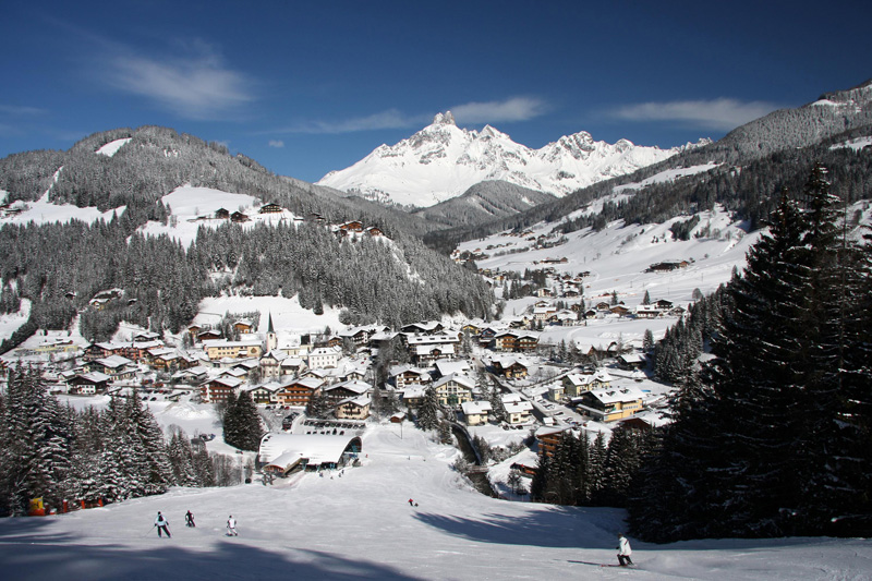 Winterurlaub in Filzmoos