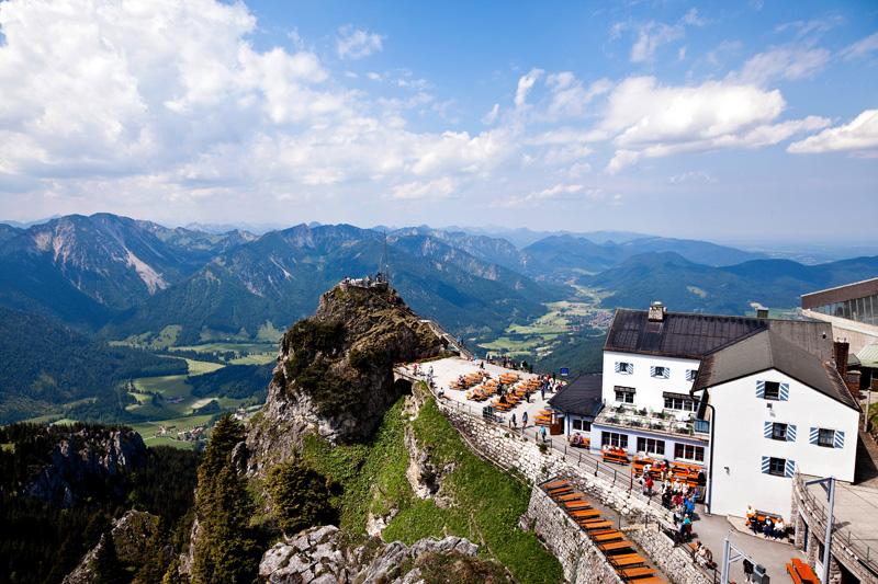 Wendelstein Bayerns beliebtester Aussichtsberg