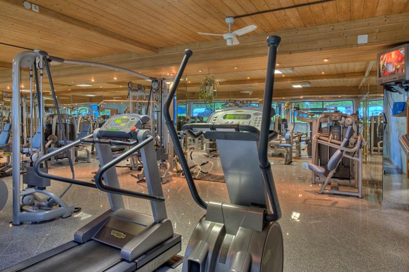 Interstar Fitnessraum