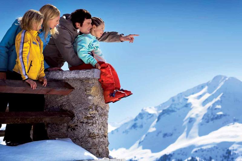 Familienurlaub in Tirol
