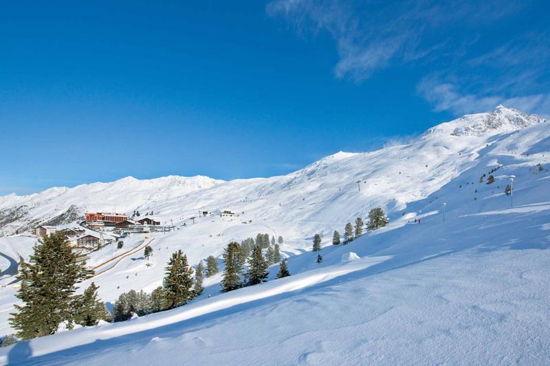 Urlaub direkt im Skigebiet in den Ötztaler Alpen