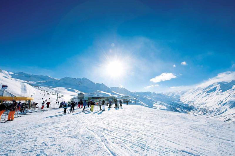 Skiurlaub in Obergurgl-Hochgurgl, Tirol,