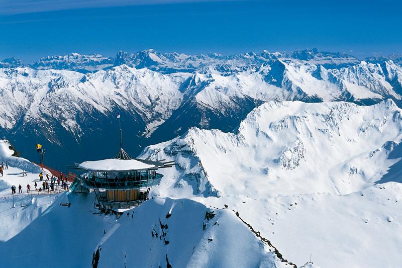 TopMountainStar Hochgurgl in der Region Öztal - Tirol